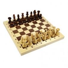 Шахматы деревянные, поле 29см * 29см