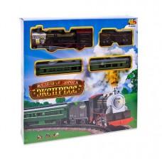Железная дорога Экспресс, 102 см, на батарейках