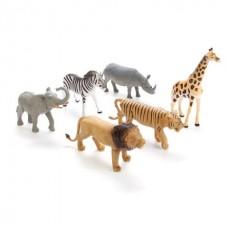 Дикие животные Африки ИГРАЕМ ВМЕСТЕ, в ассорт.