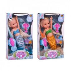Кукла Русалка с аксессуарами, 25 см