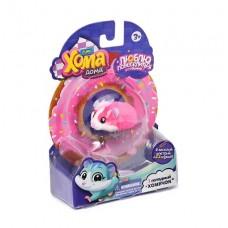 Интерактивная игрушка Хома дома - Хомячок, розовый