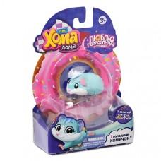 Интерактивная игрушка Хома дома - Хомячок, голубой