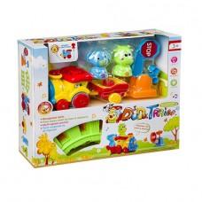 Игрушка для малышей. Железная дорога, электромеханическая