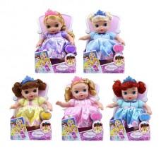 Кукла Маленькая принцесса, 19,50*11*32 см