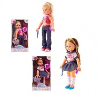 Кукла Модница 30 см, в наборе с аксессуарами, 2 вида в ассортименте