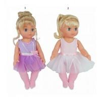 Кукла Весенний вальс - Балерина 25 см, 2 вида в ассорт.