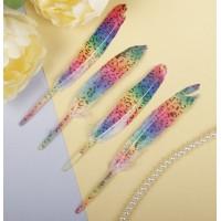 Набор перьев для декора, 4 шт. 2057925