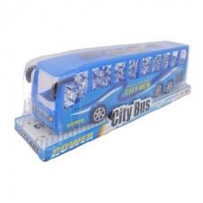 Машинка пластмассовая Автобус, 38*7*7,50 см