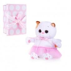 Мягкая игрушка Budi Basa Кошечка Ли-Ли Baby в платье Ангел, 20 см