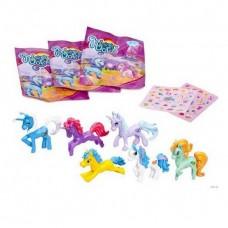 Лошадка-пони разноцветная