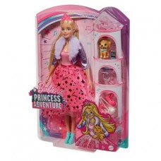 Кукла Mattel Barbie Приключения Принцессы - нарядная принцесса