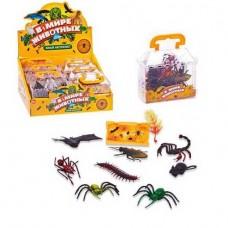 Игровой набор Фигурки животных, 9 предметов