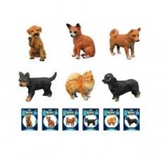 Фигурка мини-животного Собака, Q9899-ZJ34