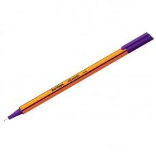 Ручка капиллярная Berlingo Rapido фиолетовая, 0,4мм, трехгранная