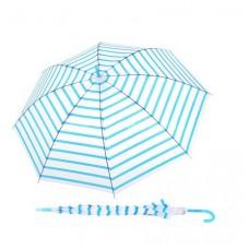 Зонт Полоска, 53 см, цвета в ассортименте
