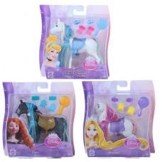 Набор с аксессуарами Создай прическу - Лошадки Disney Princess