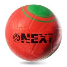 Мяч футбольный 22 см, резина, безкамерн. SC-R400-4