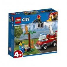 Конструктор LEGO City Пожар на пикнике