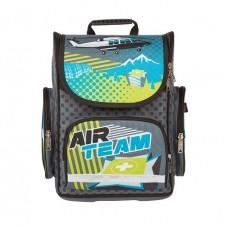 Ранец (рюкзак) ортопедический №1 School Вертолет