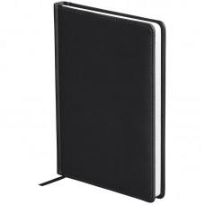 Ежедневник недатированный A5 136л., кожзам, OfficeSpace Winner, черный
