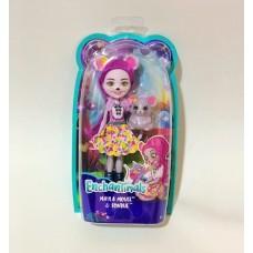 Кукла Enchantimals - Мышка Майла с питомцем