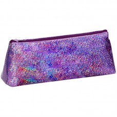 Пенал мягкий 200*80*50 ArtSpace Shiny purple, ПВХ