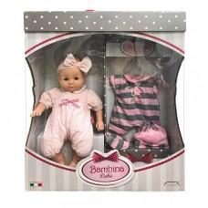 Кукла-пупс Bambina Bebe 36 см, тм Dimian, мягконабивная