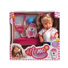 Кукла NENA 36 см, тм Dimian, ветеринар