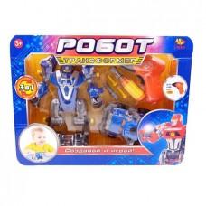 Робот трансформер 3 в 1, в наборе с инструментами (с-00185)