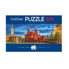 Пазлы Premium 500 элементов 66,5*23 см Панорама Красная площадь