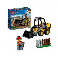 Конструктор LEGO City Great Vehicles Строительный погрузчик