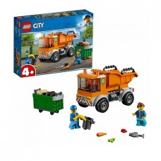 Конструктор LEGO City Great Vehicles Мусоровоз
