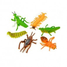 Тянучки насекомые Играем вместе, в ассортим.