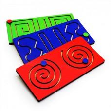 Лабиринт Полушарные доски (набор 3 штуки)