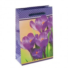 Пакет подар. (мал.) Фиолетовое очарование 17.5*11.5*5 см