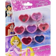 Набор детской косметики Принцессы Диснея - Блески для губ