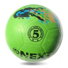 Мяч футбольный 22 см, резина, безкамерн. SC-R400-1