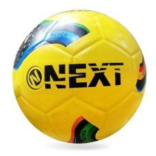 Мяч футбольный 22 см, резина, безкамерн.SC-R400-2