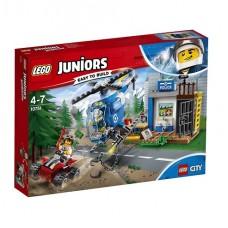 Конструктор LEGO Juniors Погоня горной полиции