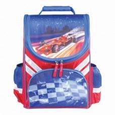 Ранец (рюкзак) жесткокаркасный ПИФАГОР Хайвэй, 36х28х15 см