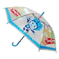 Зонт дет. ИГРАЕМ ВМЕСТЕ Фиксики прозрачный, 50 см