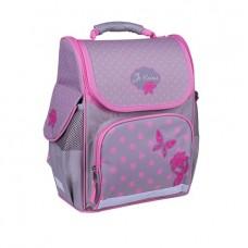 Ранец (рюкзак) ArtSpace Junior - Je t'aime 37*28*21см, 1 отделение, 3 кармана, анатомическая спинка