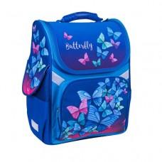 Ранец (рюкзак) ArtSpace Junior Butterfly 37*28*21см, 1 отделение, 3 кармана, анатомическая спинка