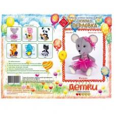 Набор для создания игрушки из фетра Мышка