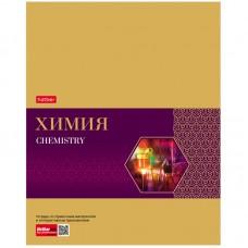 Тетрадь предметная 48л Hatber Gold Style - Химия, фольгирование, интерактивн. инф.
