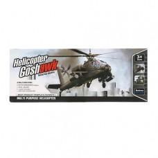 Вертолет на бат. свет+звук 786 в кор.