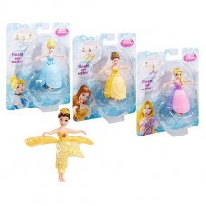 Кукла Принцесса Disney в ассорт. Золушка/Ариель/Рапунцель, с аксессуарами, 16,5x13x 4,5см