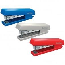 Степлер №10 Berlingo Universal до 10л, пластиковый корпус, цвет ассорти