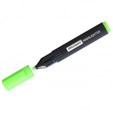 Текстовыделитель зеленый, 1-4мм