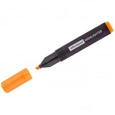 Текстовыделитель оранжевый, 1-4мм